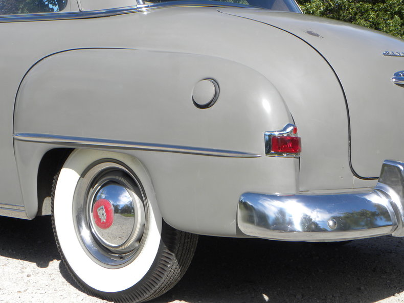 1951 Plymouth P23 Image 33