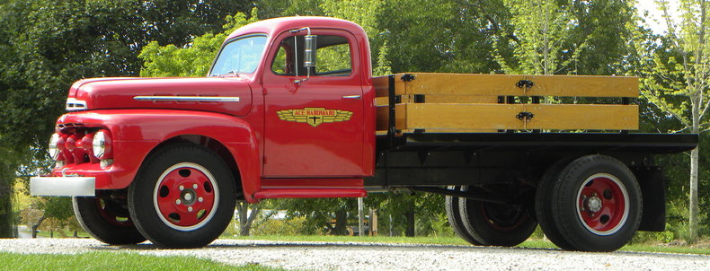 1951 Ford F-5 Image 3