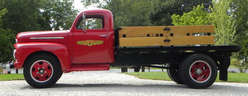 1951 Ford F-5 Image 2