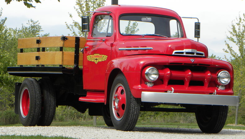1951 Ford F-5 Image 6