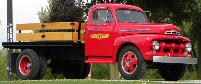 1951 Ford F-5 Image 7