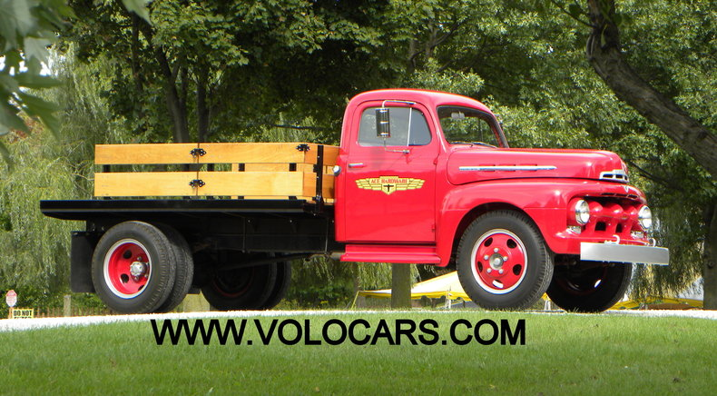 1951 Ford F-5 Image 1