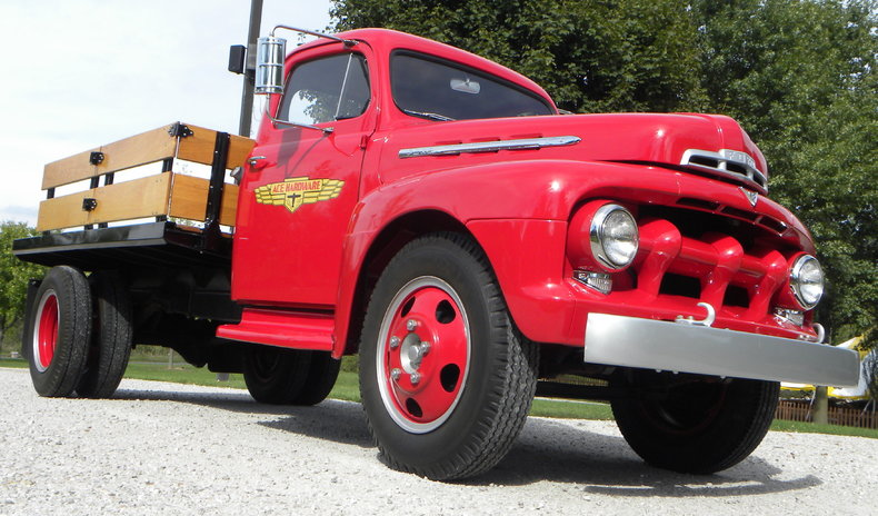 1951 Ford F-5 Image 9