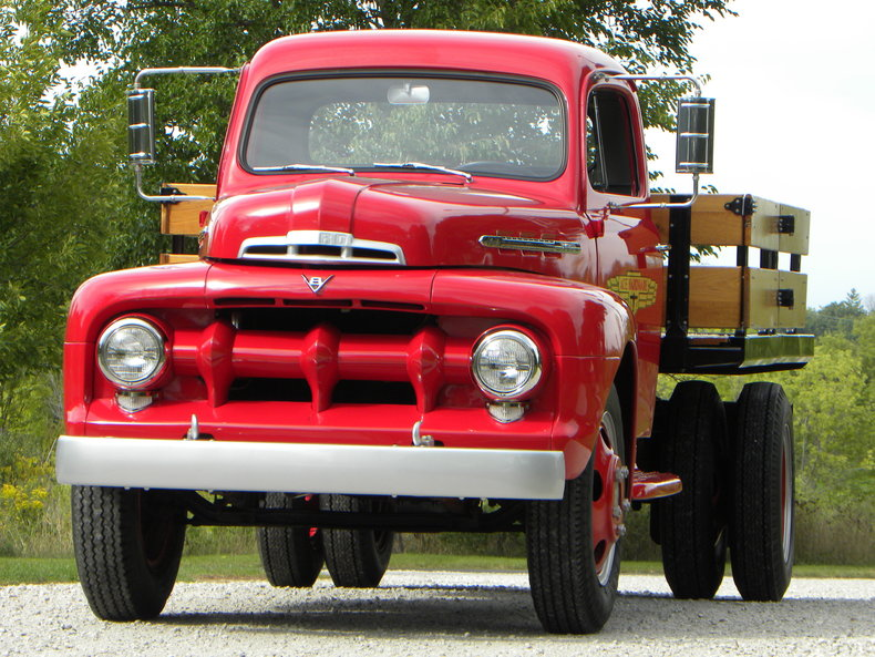 1951 Ford F-5 Image 5