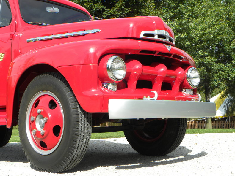 1951 Ford F-5 Image 12