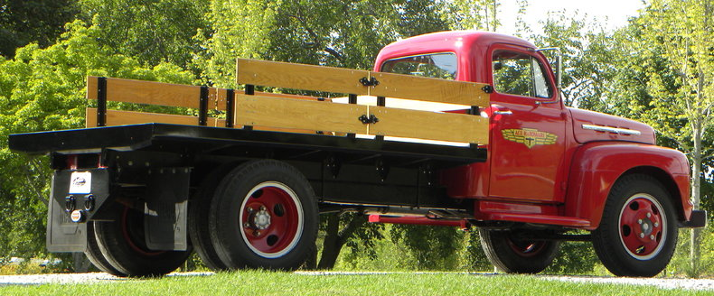 1951 Ford F-5 Image 25