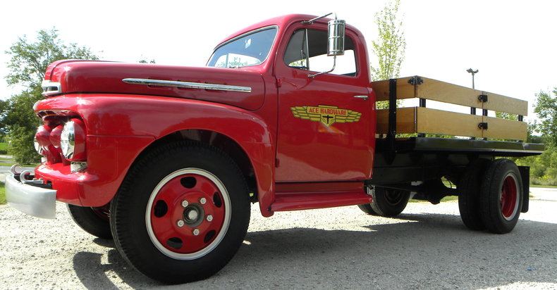 1951 Ford F-5 Image 24