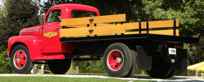 1951 Ford F-5 Image 28
