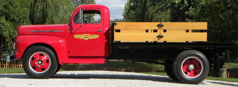 1951 Ford F-5 Image 29