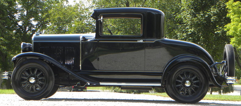 1930 Chrysler CJ Image 2