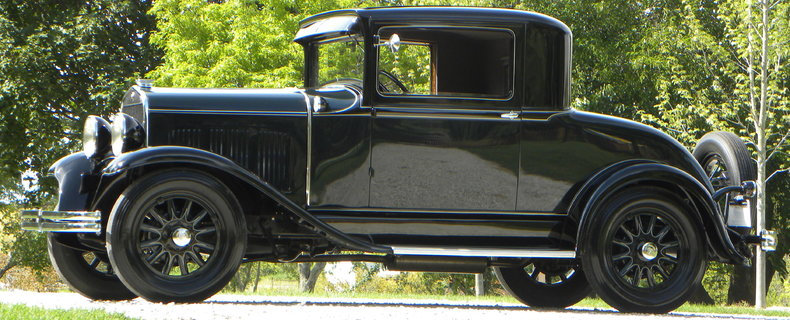 1930 Chrysler CJ Image 3