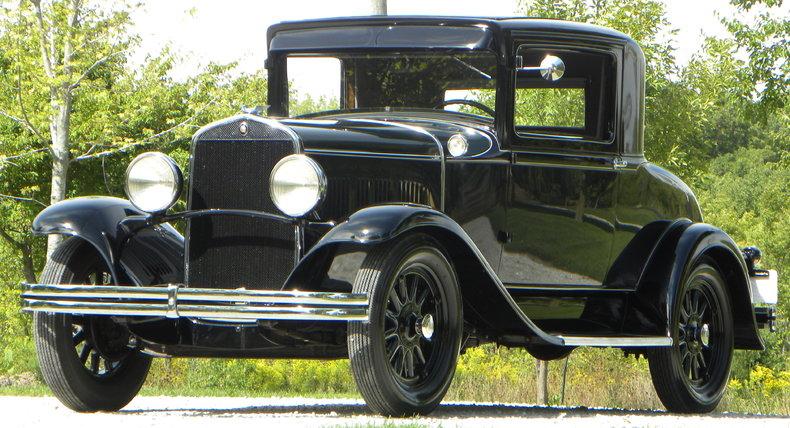 1930 Chrysler CJ Image 5