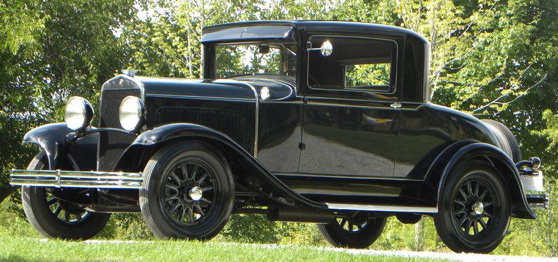 1930 Chrysler CJ Image 4