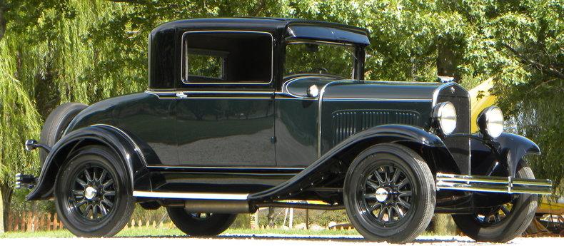1930 Chrysler CJ Image 8