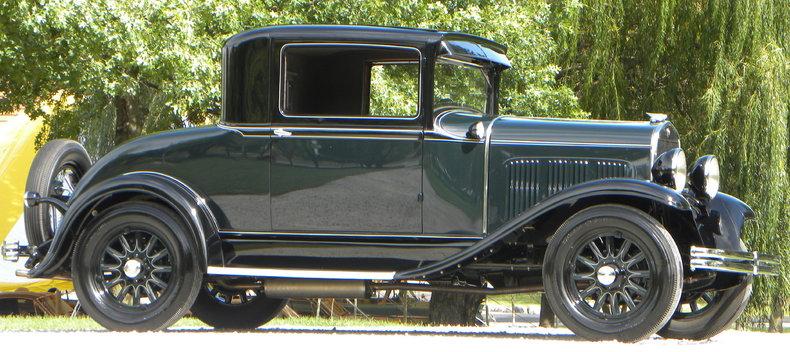 1930 Chrysler CJ Image 9