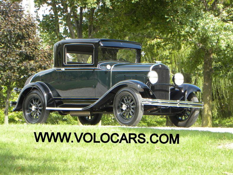 1930 Chrysler CJ Image 1