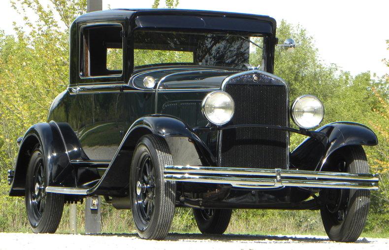 1930 Chrysler CJ Image 7