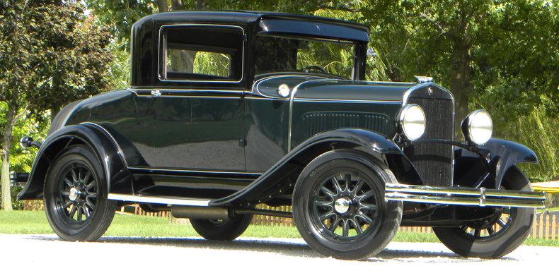 1930 Chrysler CJ Image 10