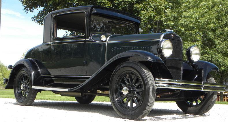 1930 Chrysler CJ Image 11