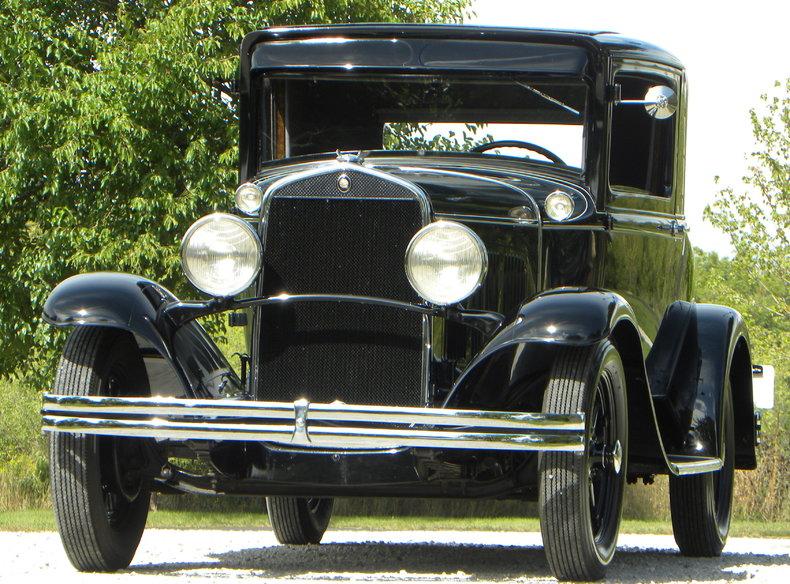 1930 Chrysler CJ Image 6