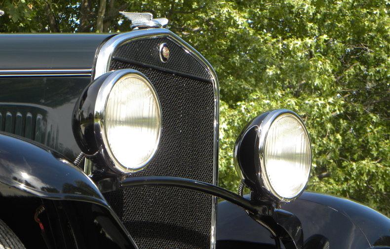 1930 Chrysler CJ Image 16