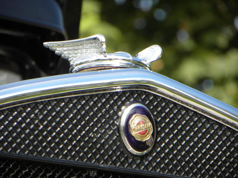 1930 Chrysler CJ Image 17