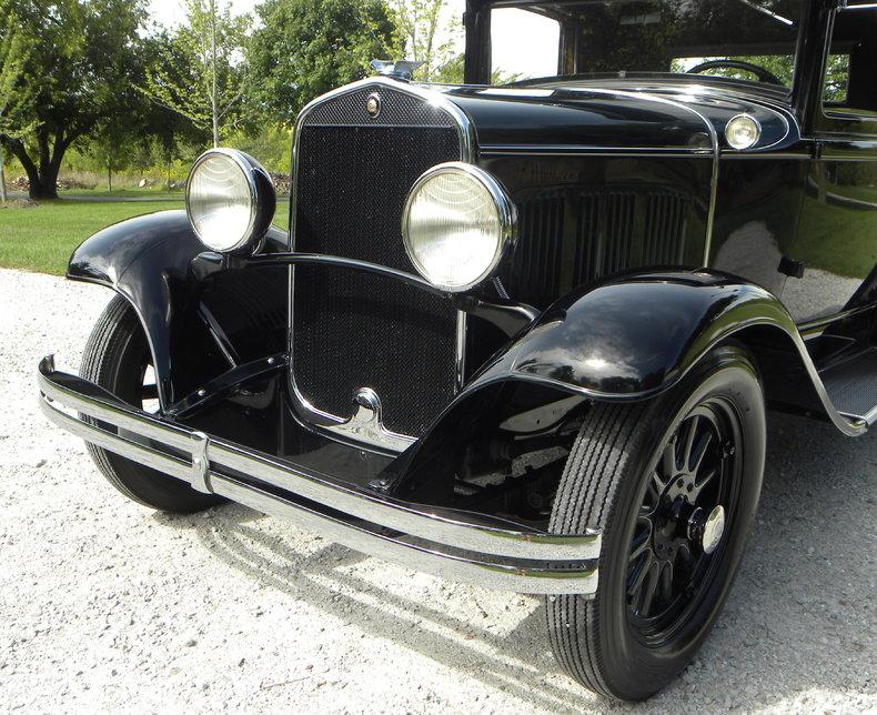 1930 Chrysler CJ Image 20