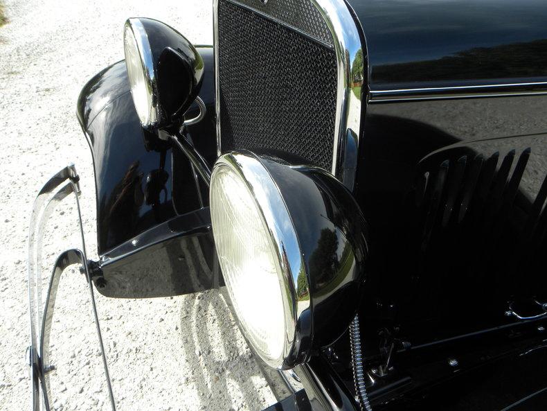 1930 Chrysler CJ Image 23