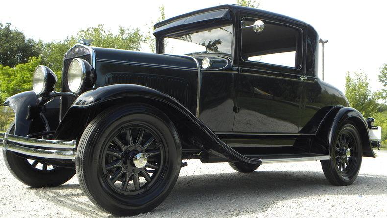 1930 Chrysler CJ Image 24