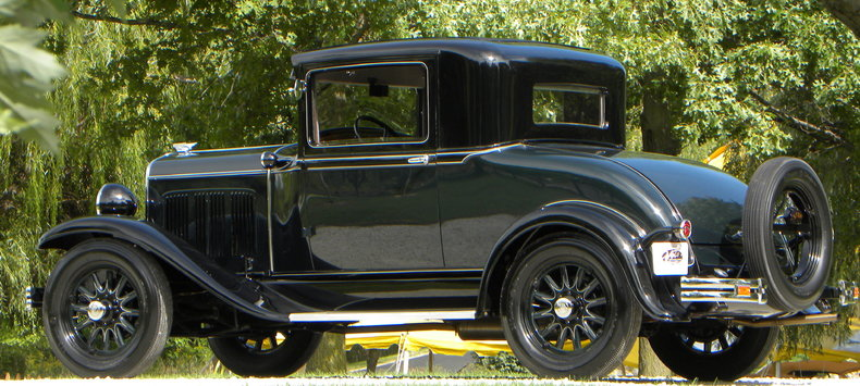 1930 Chrysler CJ Image 28