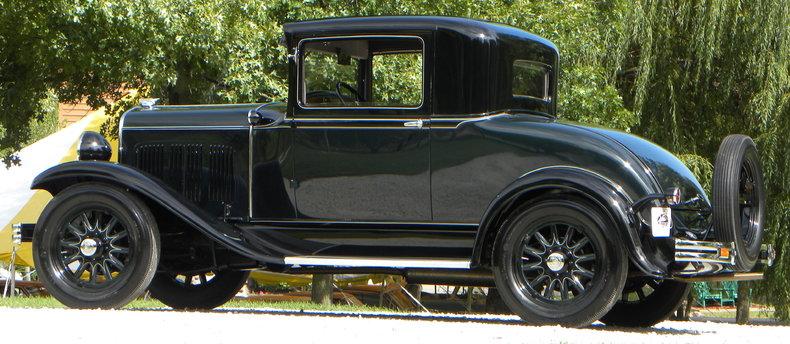 1930 Chrysler CJ Image 39