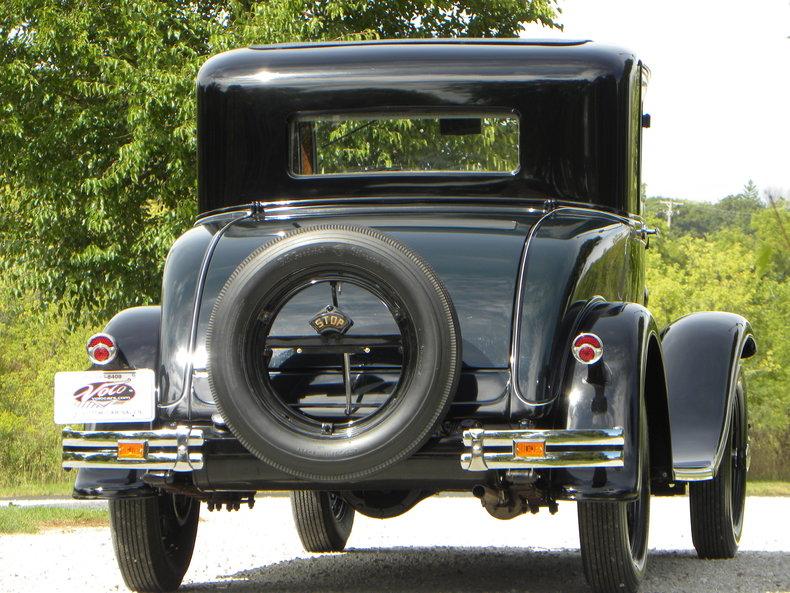 1930 Chrysler CJ Image 35