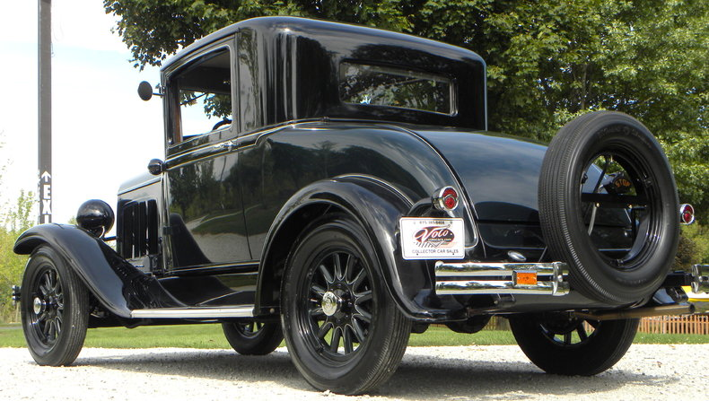 1930 Chrysler CJ Image 40