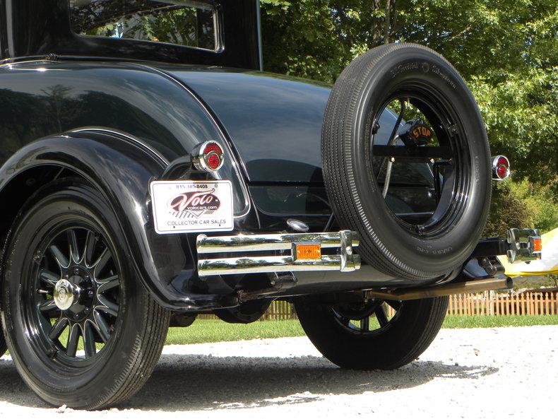 1930 Chrysler CJ Image 42