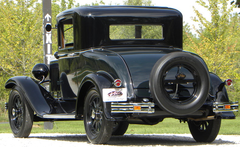 1930 Chrysler CJ Image 36