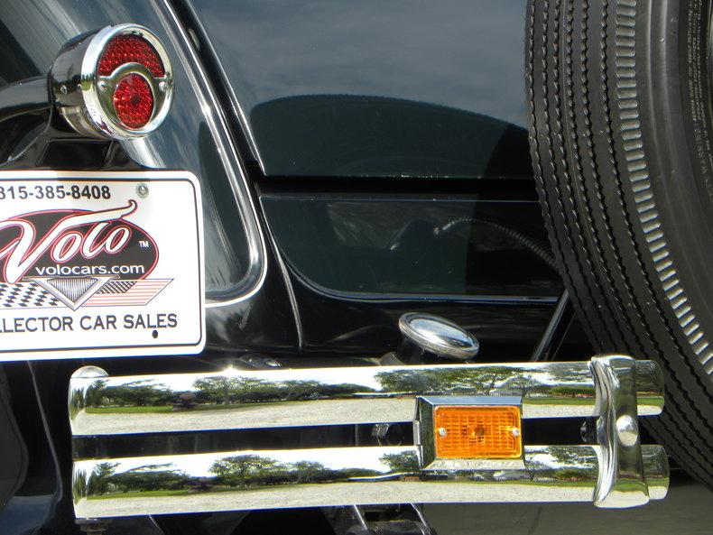 1930 Chrysler CJ Image 43