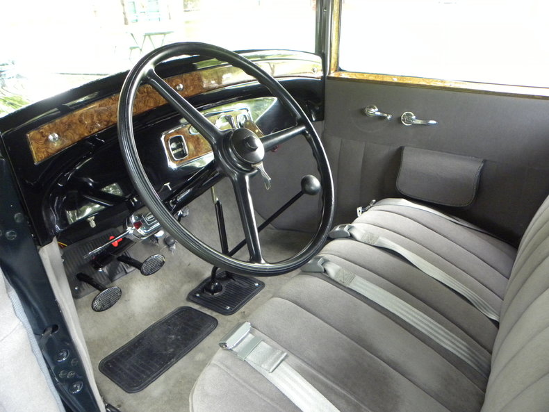 1930 Chrysler CJ Image 56