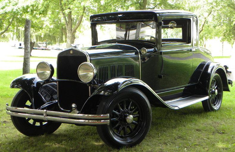 1930 Chrysler CJ Image 80