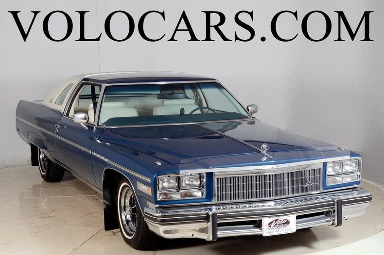 1976 Buick Electra Image 1
