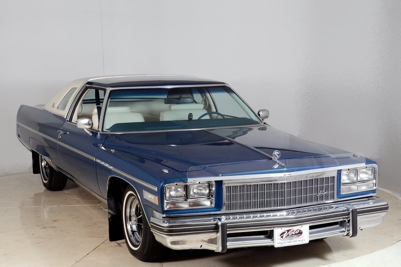 1976 Buick Electra Image 99