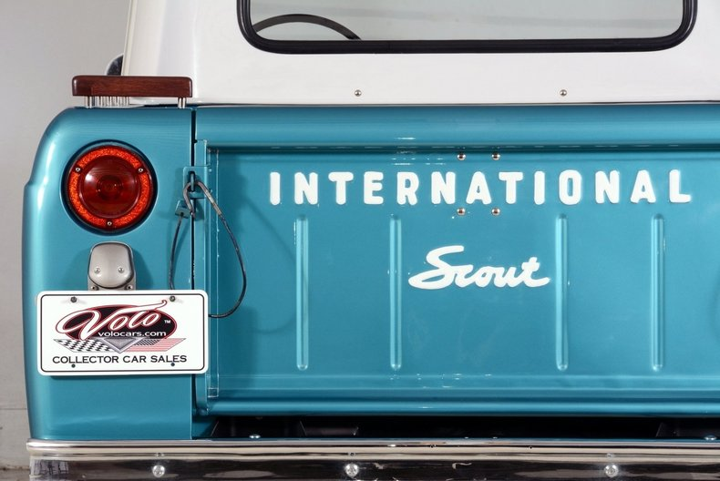 1964 International 110 Image 5