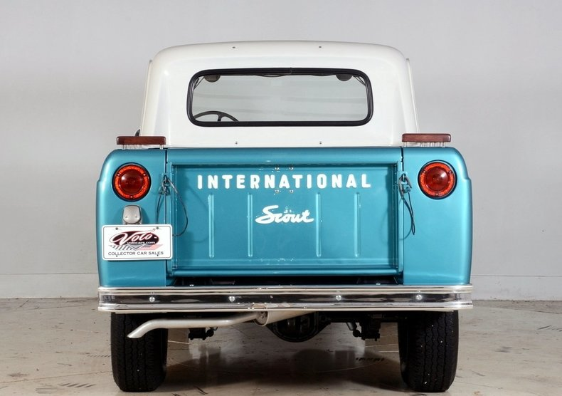 1964 International 110 Image 25