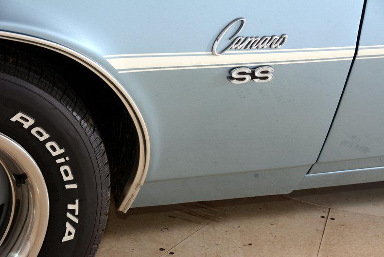 1968 Chevrolet Camaro Image 19