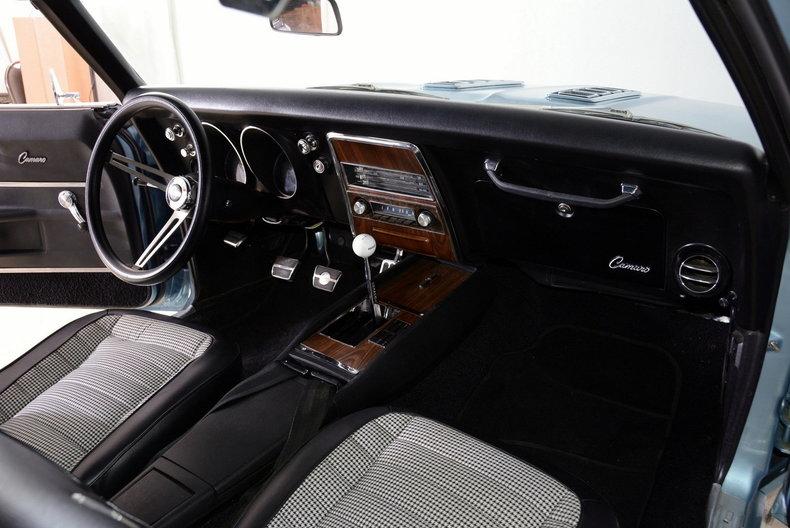 1968 Chevrolet Camaro Image 20
