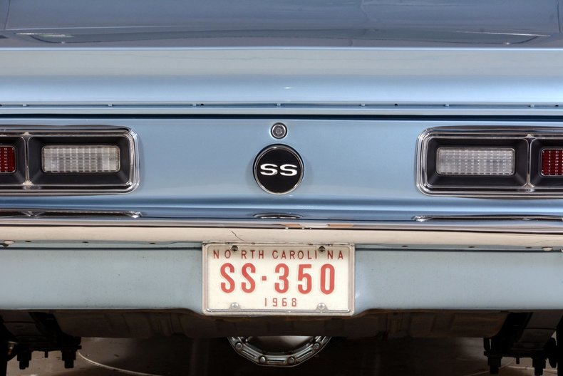 1968 Chevrolet Camaro Image 27