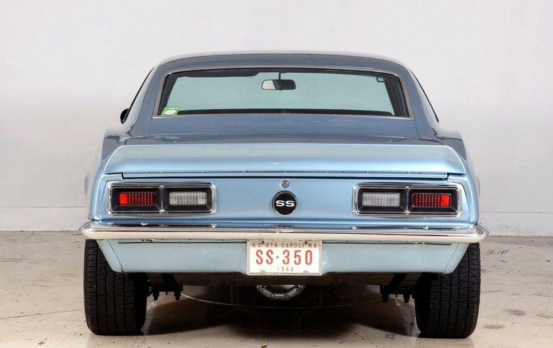 1968 Chevrolet Camaro Image 33