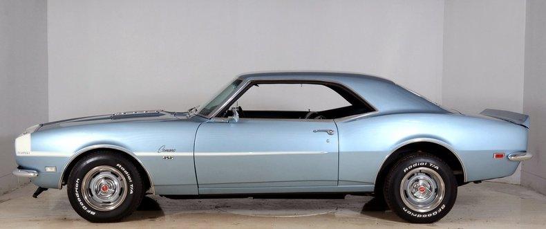1968 Chevrolet Camaro Image 49
