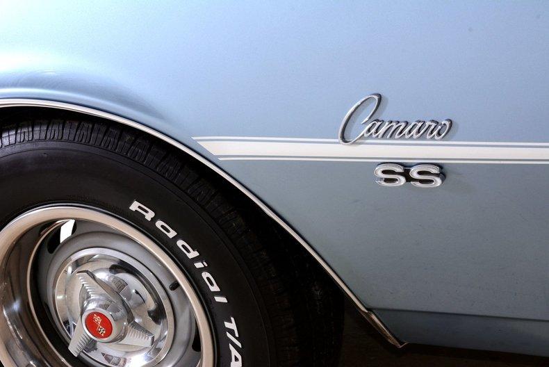 1968 Chevrolet Camaro Image 51