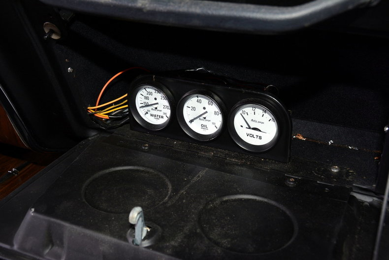 1968 Chevrolet Camaro Image 68