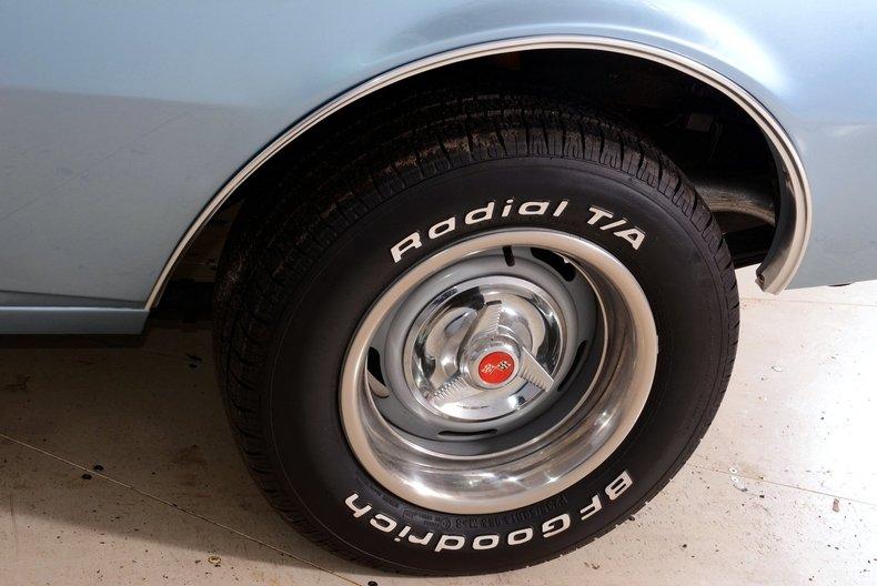 1968 Chevrolet Camaro Image 72